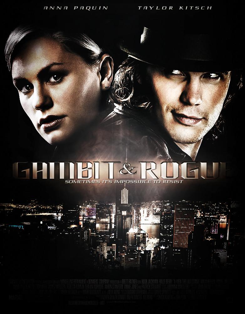 gambit and rogue movie - photo #4