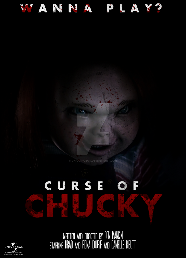 curse of chucky by chicorobot on deviantart