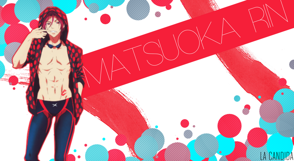 Matsuoka Rin Wallpaper By Chico Robot On Deviantart Rin matsuoka super cut)all credits to the creators of free!all scenes relating to rin, because i love this guy so much!part 2. matsuoka rin wallpaper by chico robot