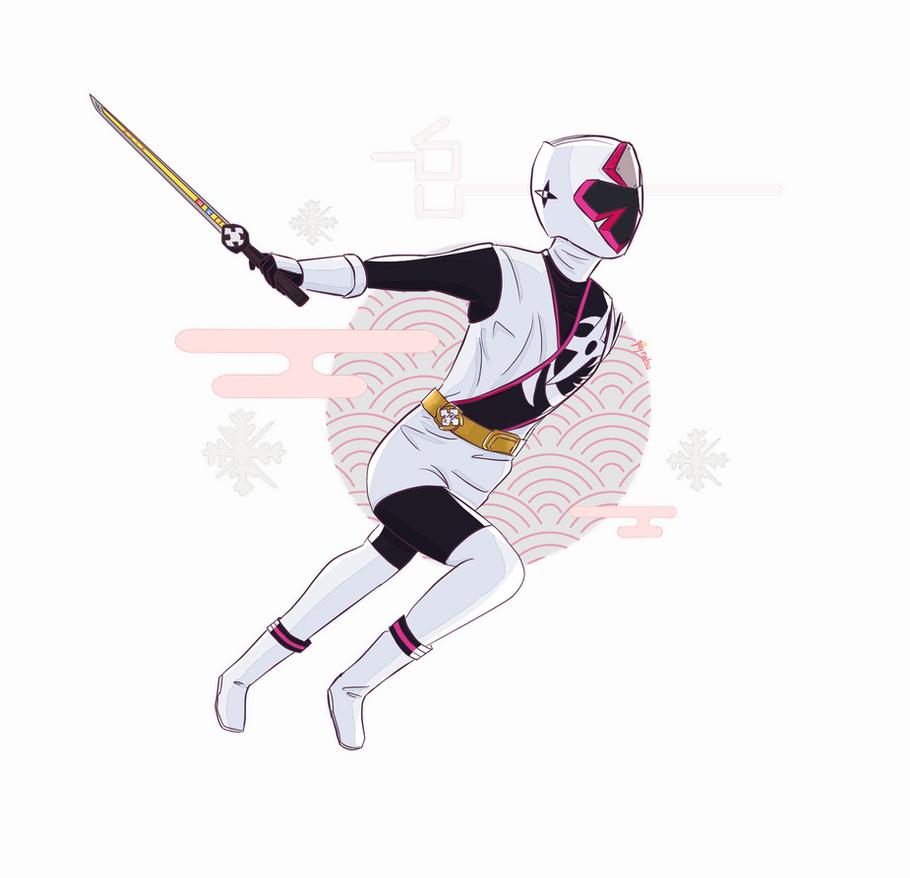 Shiro Ninja by LaCandida