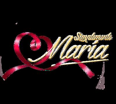 Simplemete Maria Logo by LaCandida