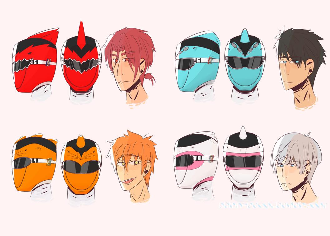 Samezuka Rangers! by LaCandida