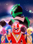 Power Rangers Supersonic