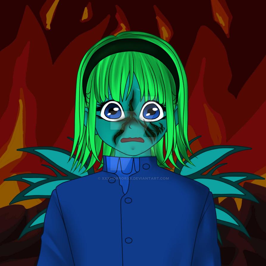 Dead Phanta by xxxHorrorxx