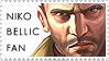 GTA IV - Niko Bellic Stamp by Raiyun