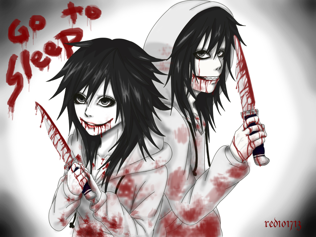 Jeff the killer by redichiyami
