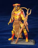 Ahntek the Gand Mandalorian, default pose by Burning-Torso