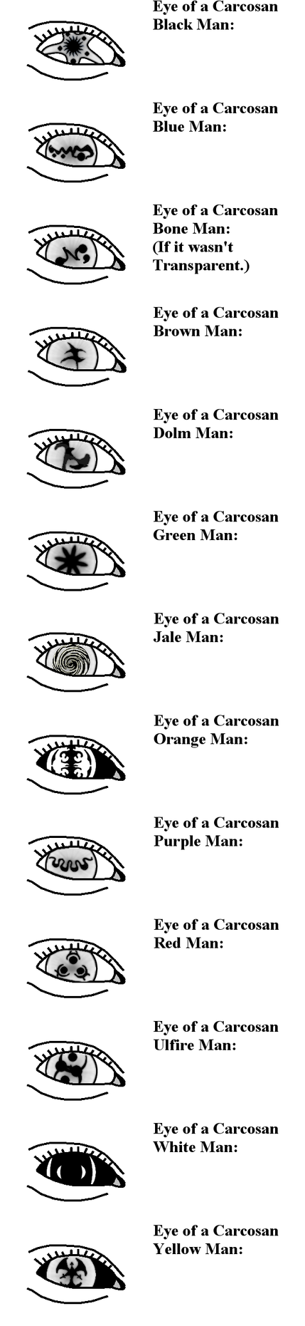 Eyes of the Carcosans by Burning-Torso