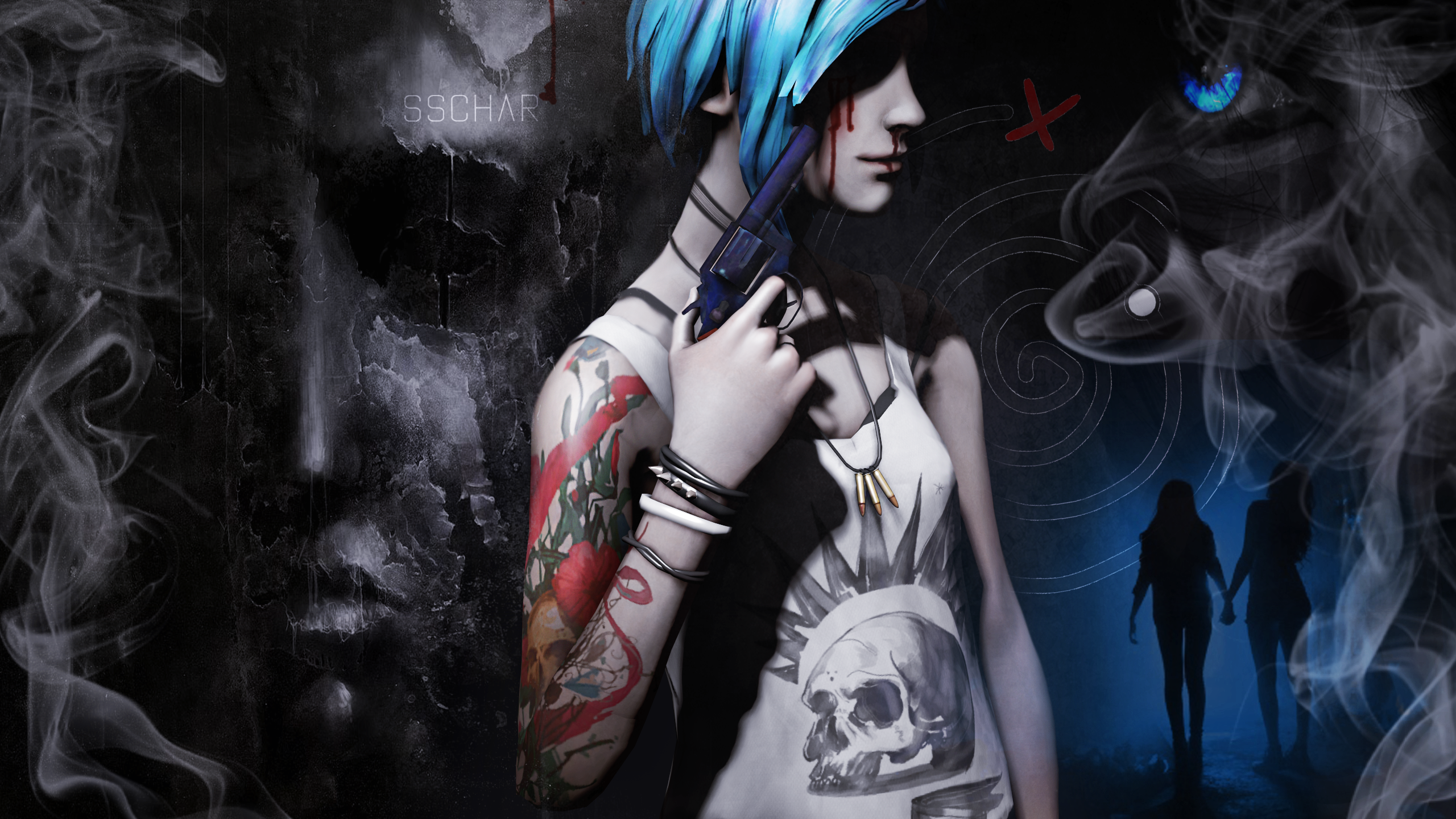 Life Is Strange Chloe Price Wallpaper 1 By Sschar On Deviantart