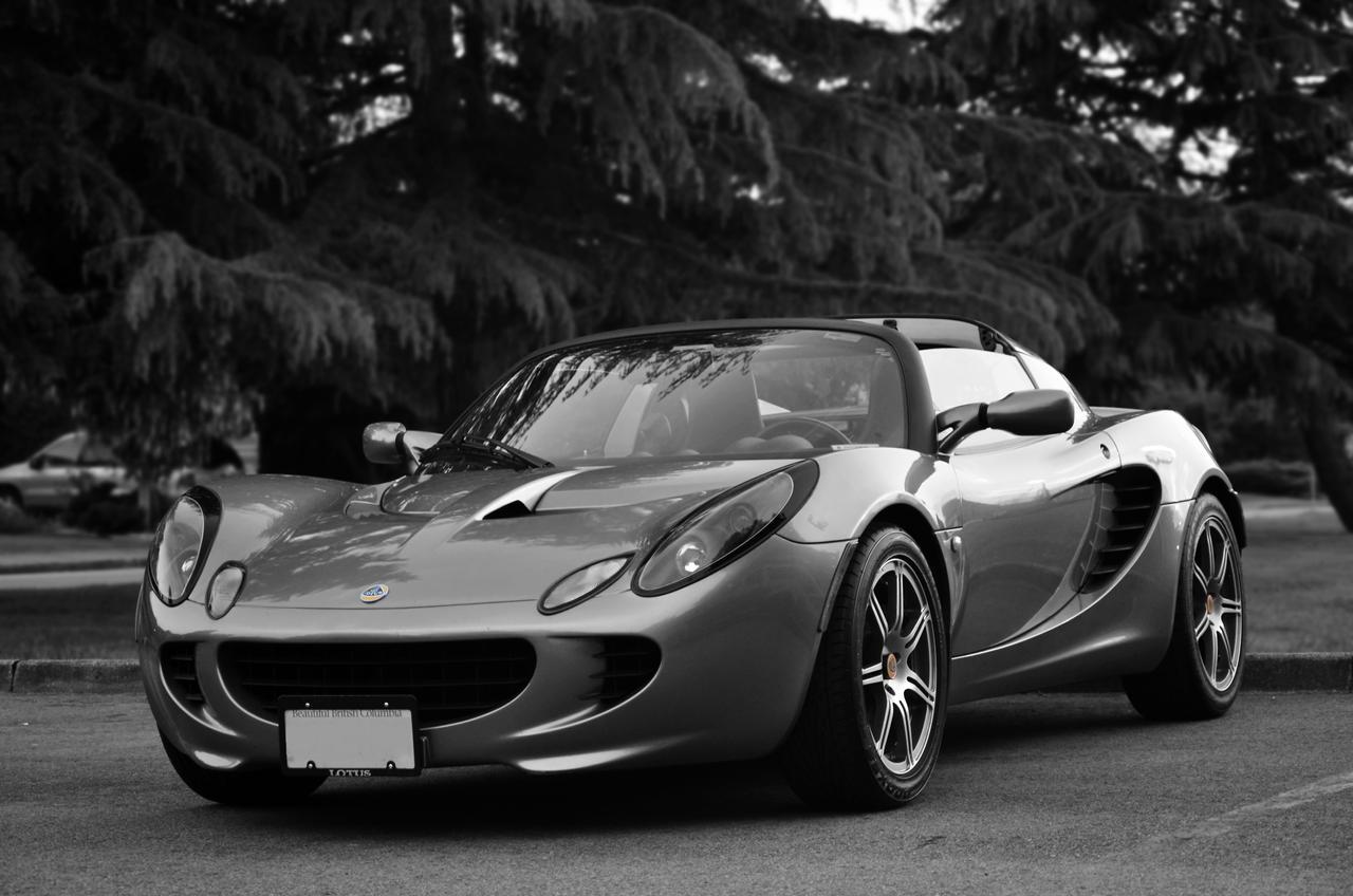صورة خلفية لـ سيارة او عربية  Lotus Elise