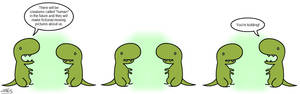 Dinosaur talk