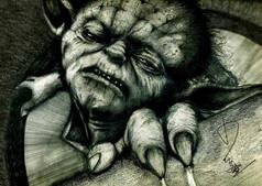Yoda by fabiouluss