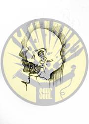 Skeleton by soursoulART