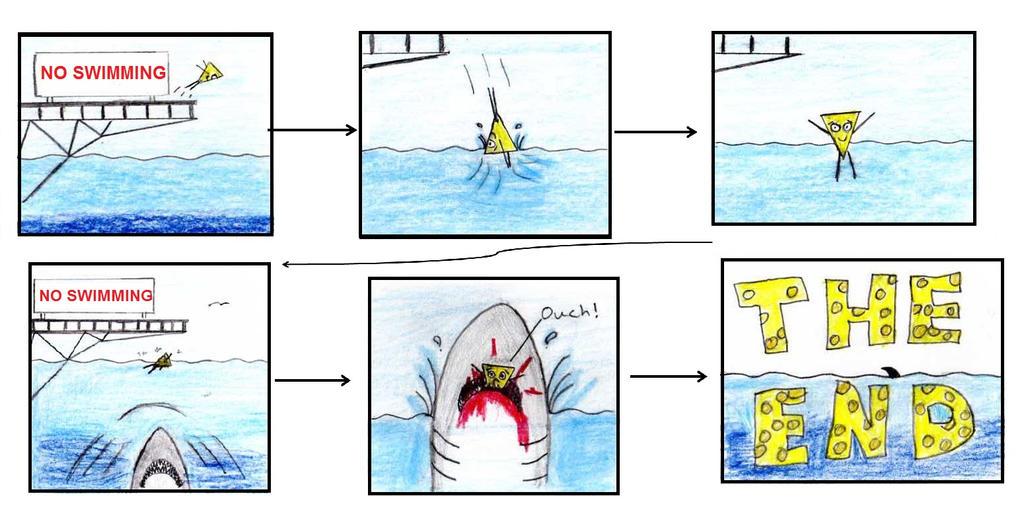 Mr. Cheeze: - Swimming by Pingpongalong