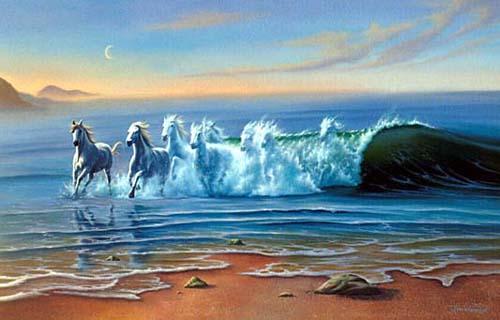 Wild Waters by JimWarren
