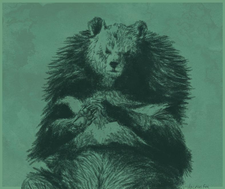 Шан Дайенг Bear_by_violaceous_fox