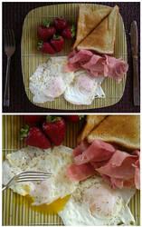 Breakfast by marie-catss