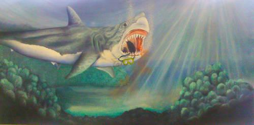 Shark by marie-catss