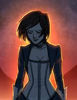 Bioshock Infinite: Elizabeth by frikadelisch