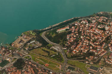 Istanbul Aerial VII by guidoanselmi