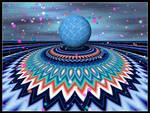 Alien Sphere by Direct2Brain
