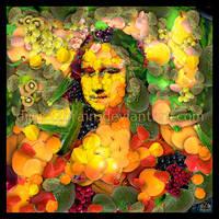Mona Lisa... by Direct2Brain