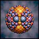 Checker Bubbles