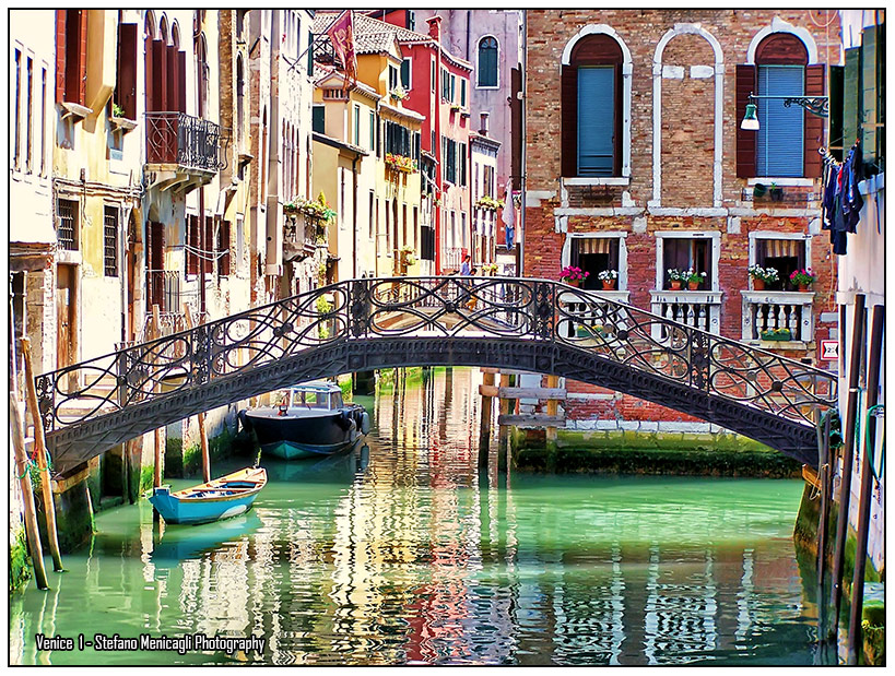 Venice 1 by Direct2Brain