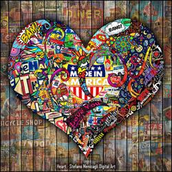 Heart by Direct2Brain