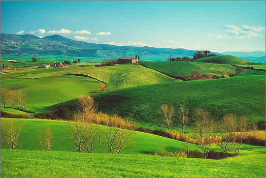 Tuscany Landscape n.3a