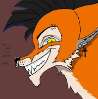 Crazy like a fox?