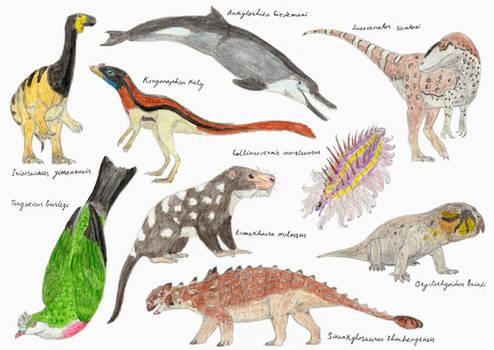 2020 in Paleonotlogy: Volume V