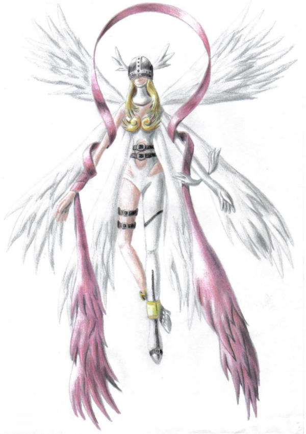 Image Result For Anime Angel And
