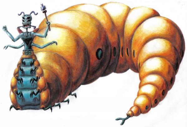 Plantillas de babotauras - Slugtaurs Queen_slug_for_a_butt_by_mariomfrp