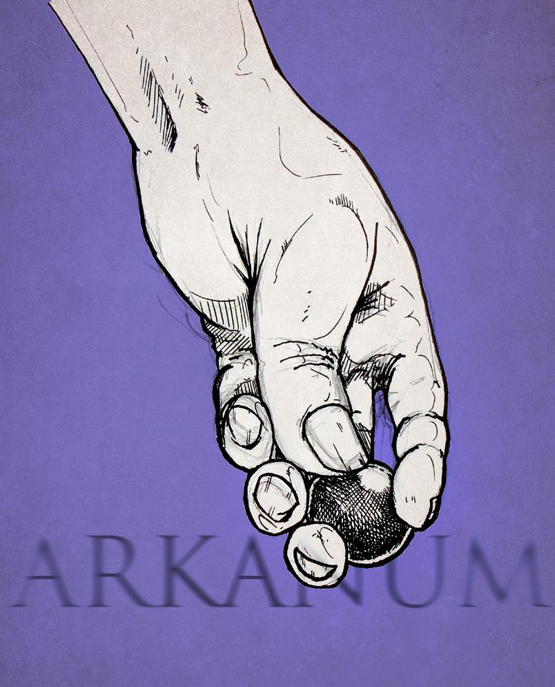 Arkanum by Der-Fisch-lebt-noch