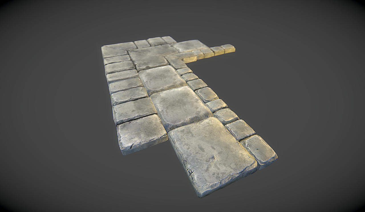 modular floor wip by Redecorator