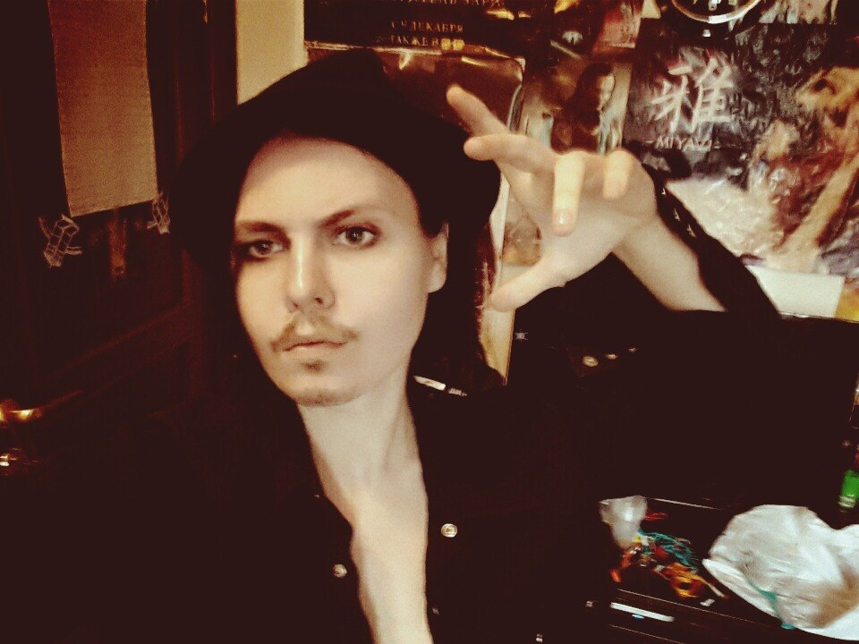 Johnny Depp :D by Tiaki-sama