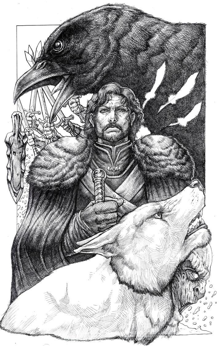 The Bastard King by allengeneta