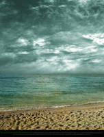The Beach by Esmeralda-stock