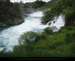 Krka River by Esmeralda-stock