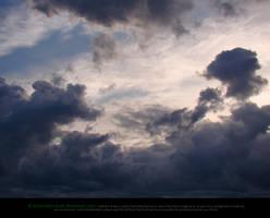 Heavy Clouds no. 3 by Esmeralda-stock