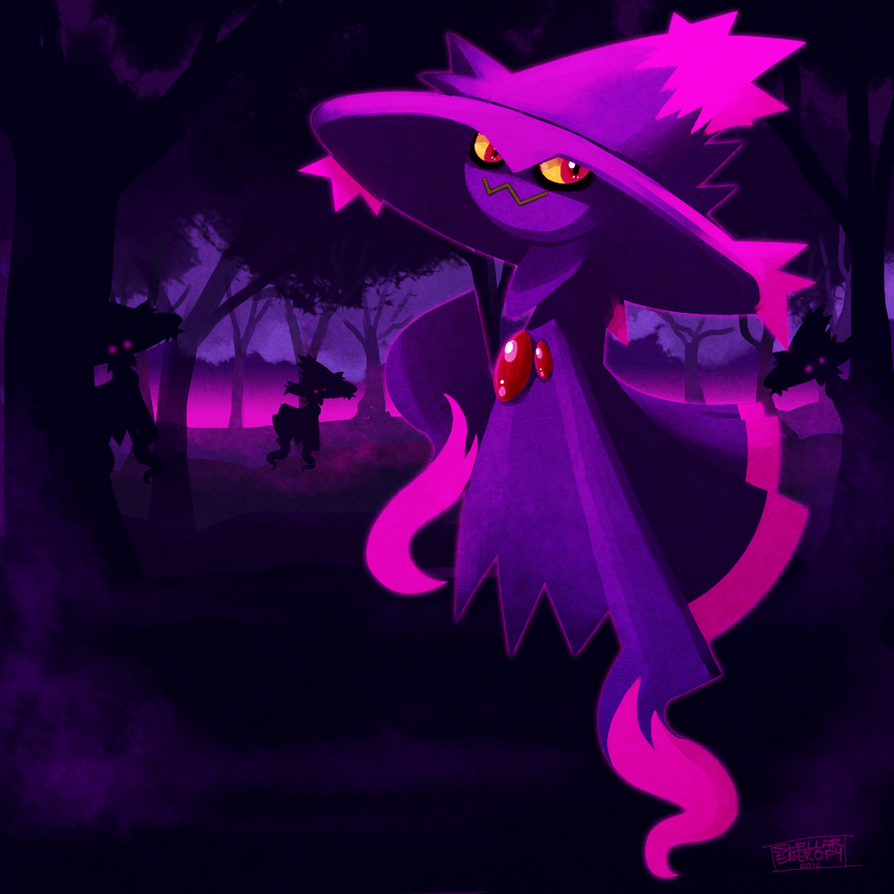 Mismagius by Madved