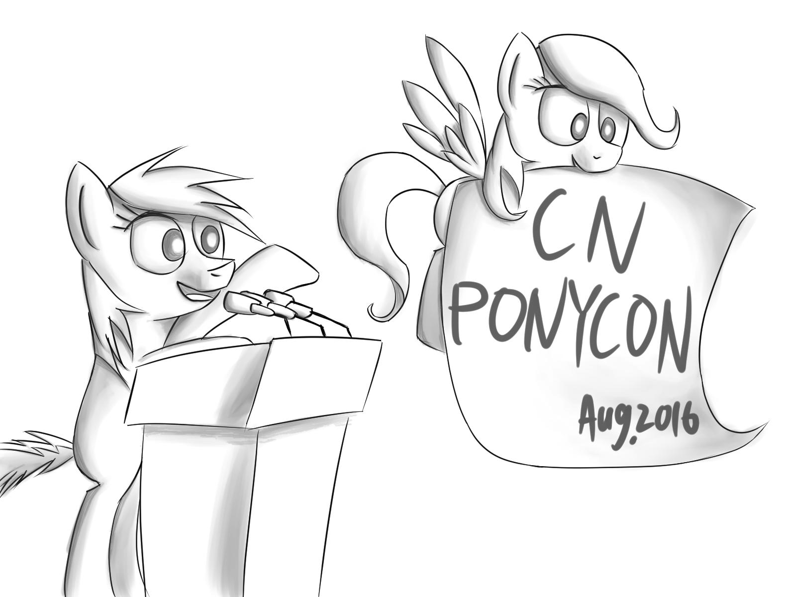 CNPonyCon!