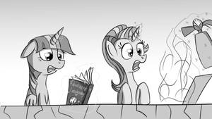 Before The Episode With Food by Krash42