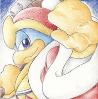 Penguin King by SLiDER-chan