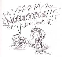 NOOOOOOOOO by SLiDER-chan