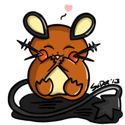 Dec. POKEDDEXY Challenge 28: Cutest Pokemon by SLiDER-chan