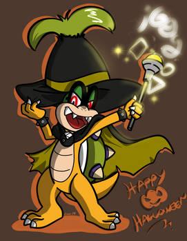 Iggy Halloween