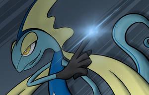 Secret Agent Pokemon