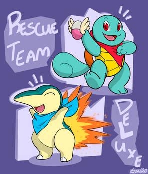 Rescue Team Deluxe